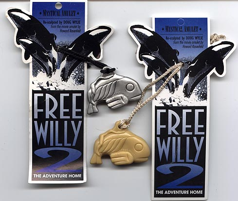 Free Willy Necklace